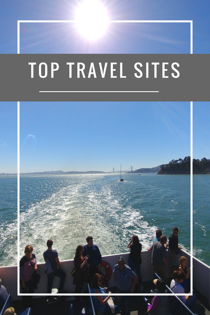 What are the Top Travel Sites