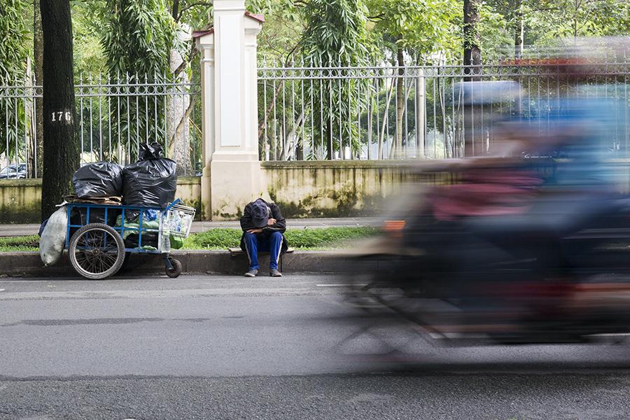 Streetlife in Vietnam