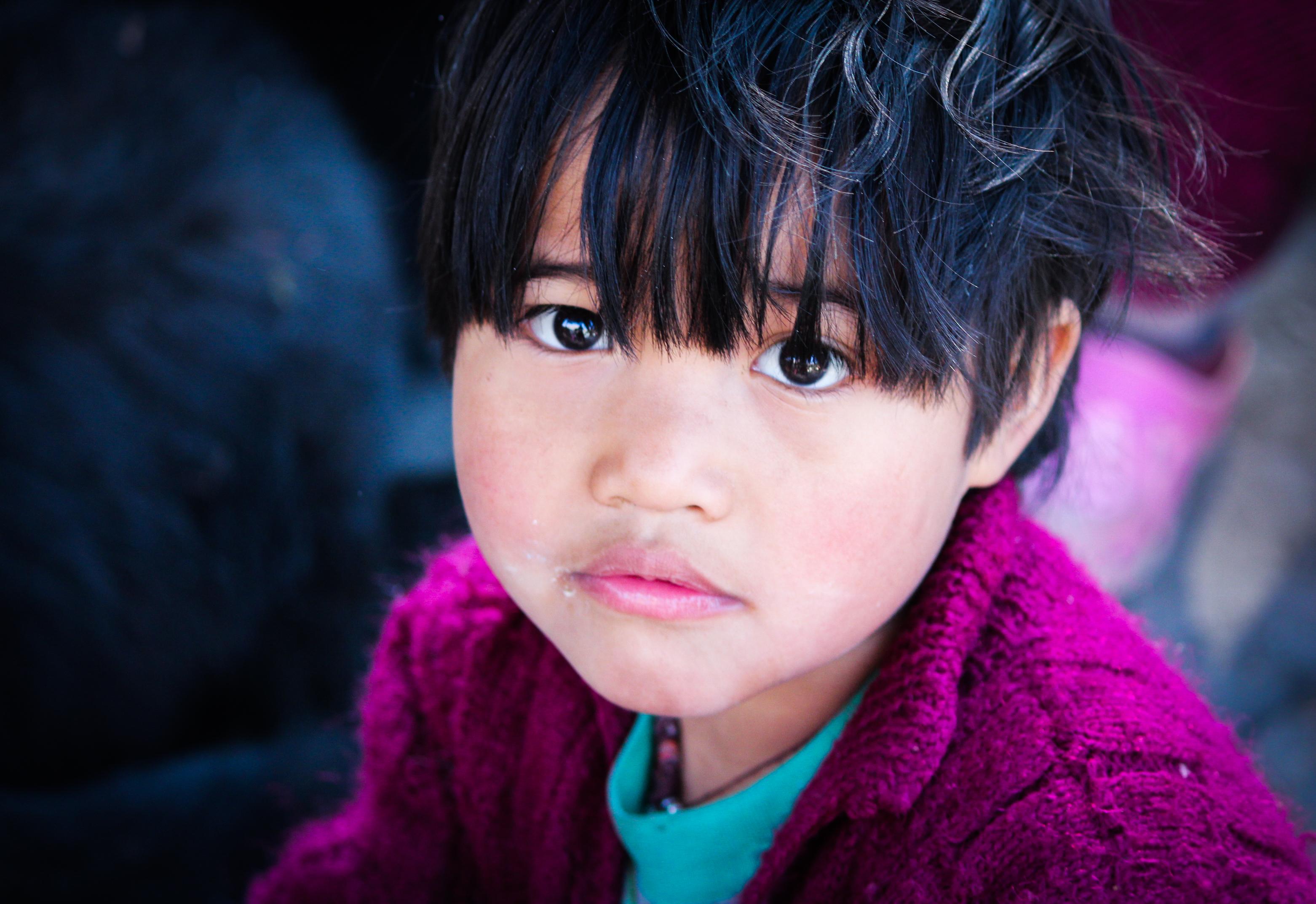 Eyes of Innocence in India