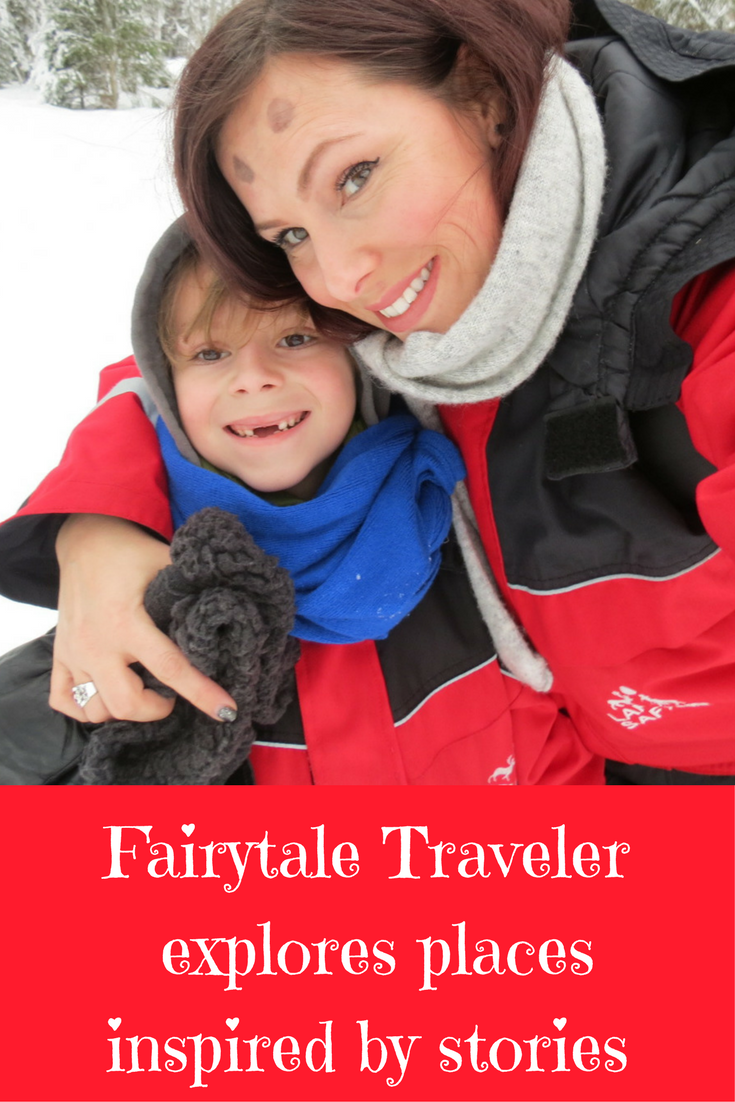 Fairytale Traveler explores places inspired by stories