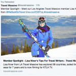 Lisa Niver interviewed by Travel Massive