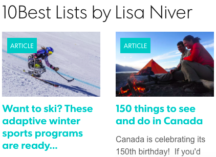 Where Is The Best Adaptive Winter Sports Program - The 10 best winter sports and where to find them
