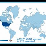 We Said GO Travel is read in 222 countries