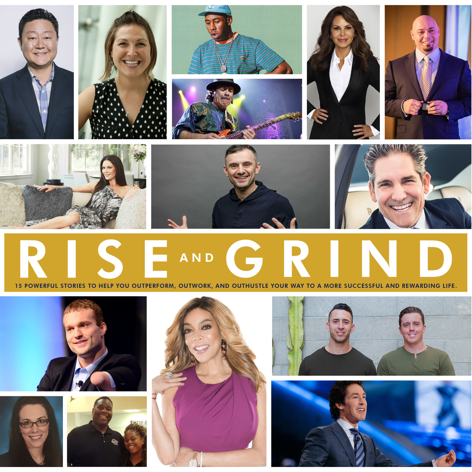 Rise and Grind with Daymond John