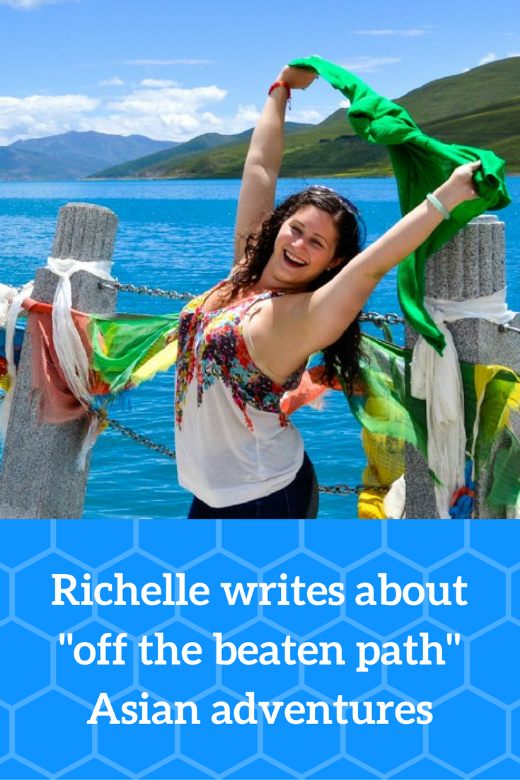 Richelle writes about