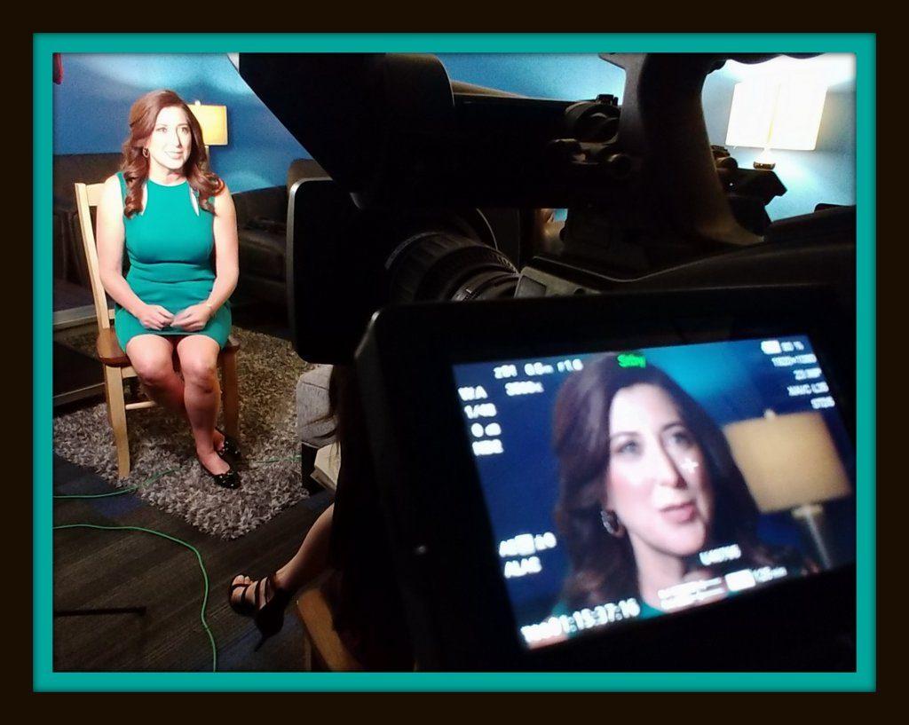 See Lisa on KTLA and at the Hollywood IMPROV