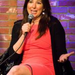 Lisa Niver at the Hollywood Improv Feb 2018