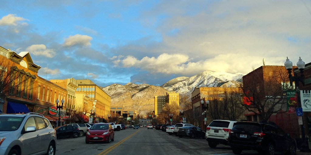 Ogden Utah Hotels Downtown