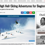 Robb Report: Are You Ready For Your First Heli-Ski Adventure?
